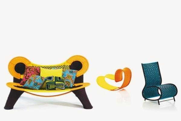 Out of Africa: Furniture and accessories  gallery