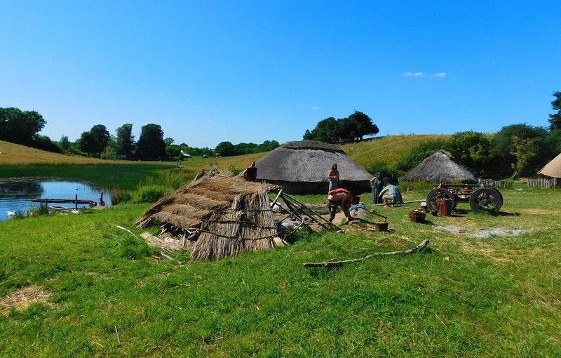Found: A Viking Toilet, the Oldest Bathroom in Denmark