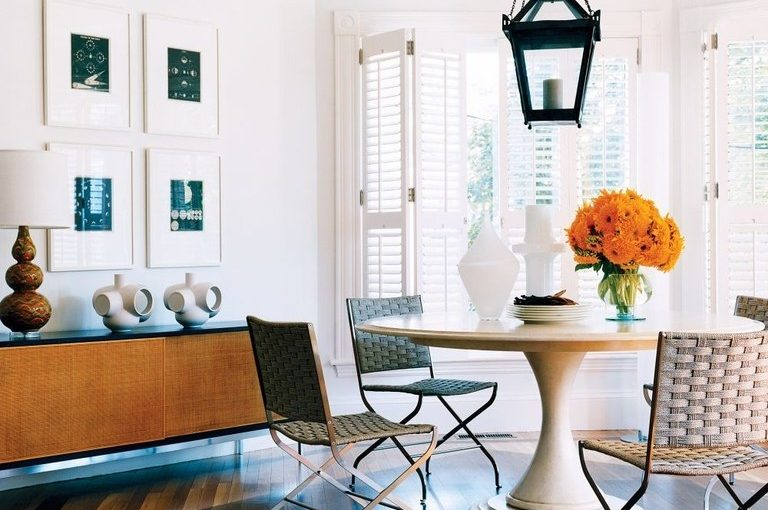 The Best Way to Light a Dining Room