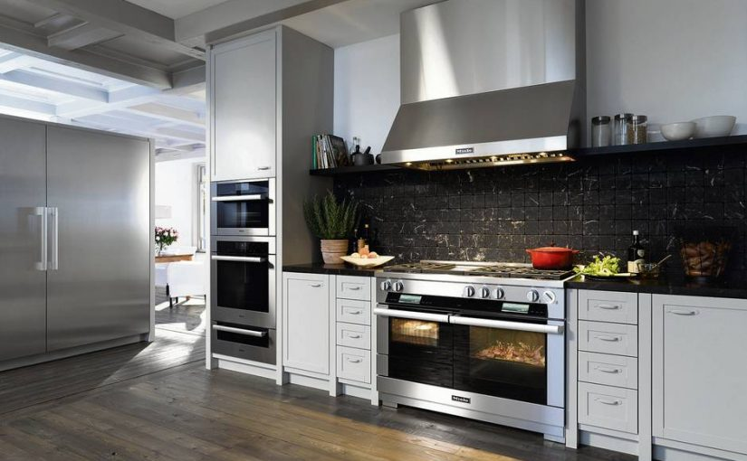 Market for high end appliances is cooking simplestyler for High end appliances for sale