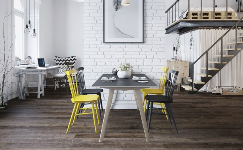 HERE'S HOW TO WIN OVER GUESTS WITH YOUR DINING ROOM